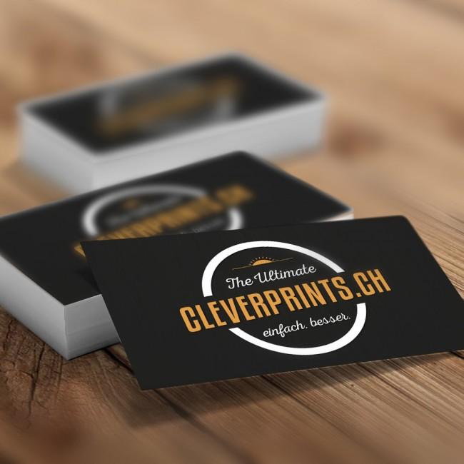 Visitenkarten Drucken Einfach Clever Bei Cleverprints